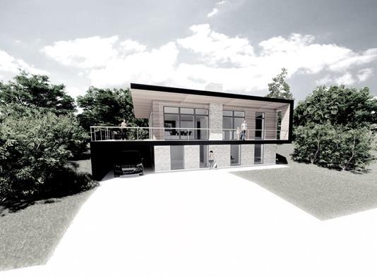 Villa på Savskovhusvej i Østbirk - Andet