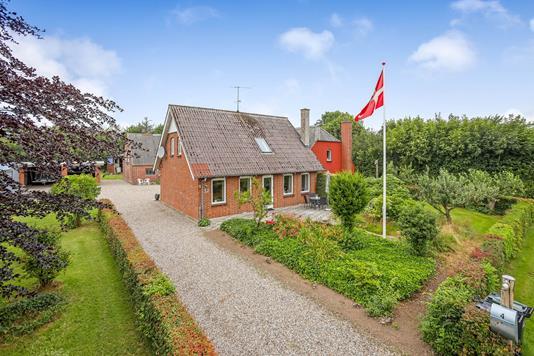 Villa på Præstegårdsmarken i Brædstrup - Andet
