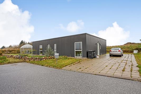 Villa på Stenagervej i Østbirk - Ejendommen