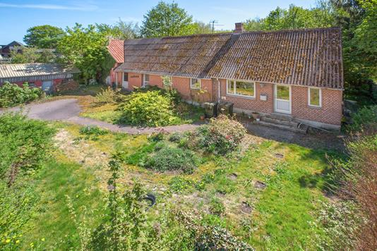 Villa på Lillegyden i Auning - Ejendom 1
