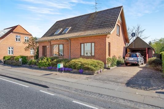 Villa på Vestergade i Auning - Andet