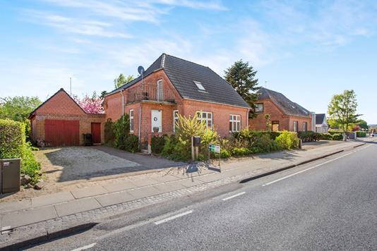 Villa på Vestergade i Auning - Ejendom 1