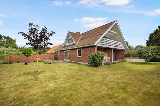 Villa på Vestervænget i Auning - Ejendom 1