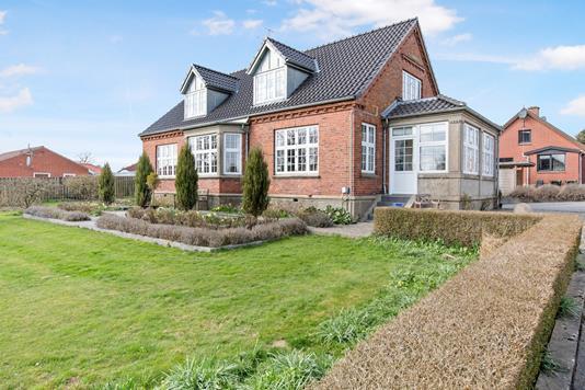 Villa på Søndergade i Allingåbro - Ejendom 1