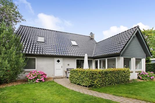 Villa på Birkebakken i Auning - Andet
