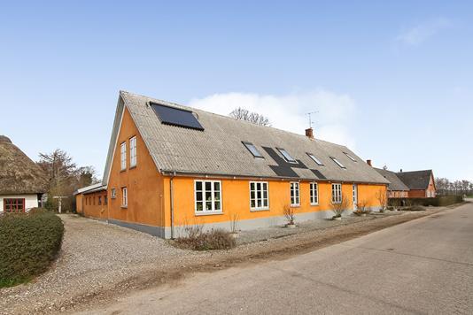 Villa på Bodevej i Ørsted - Ejendommen