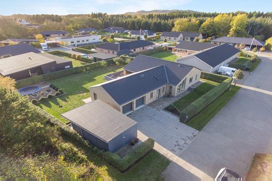 Villa på Moselunden i Auning - Ejendom 1