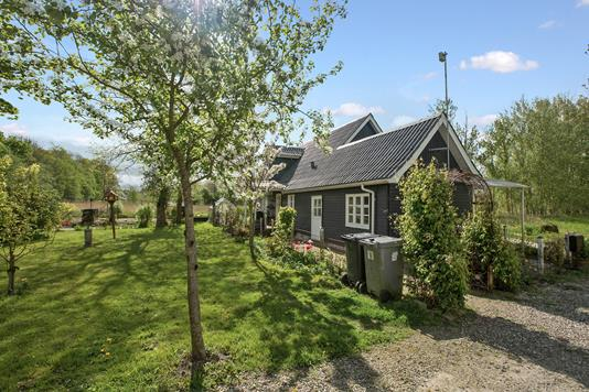 Villa på Sommerlystvej i Randers SØ - Ejendommen