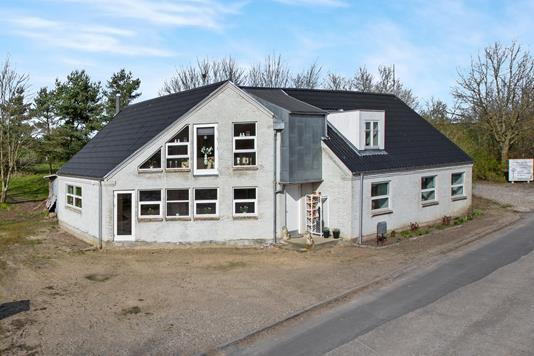 Villa på Holbækvej i Ørsted - Ejendommen