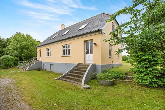Villa på Virringvej i Randers SØ - Ejendommen
