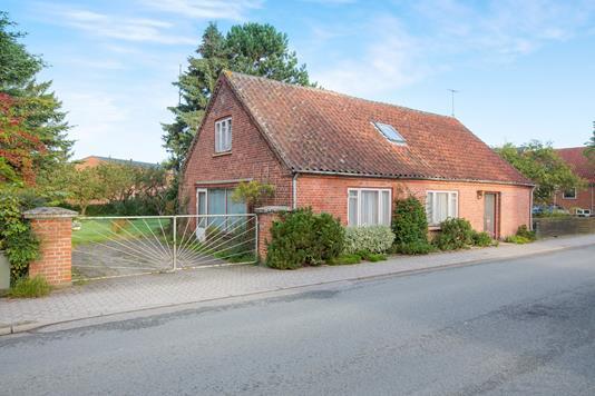 Villa på Nørregade i Auning - Ejendommen