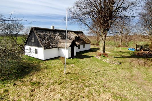 Villa på Skovgårdevej i Allingåbro - Ejendommen
