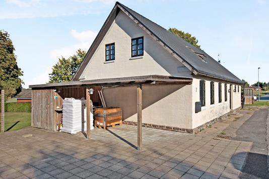 Villa på Skaarupvej i Kolind - Ejendommen