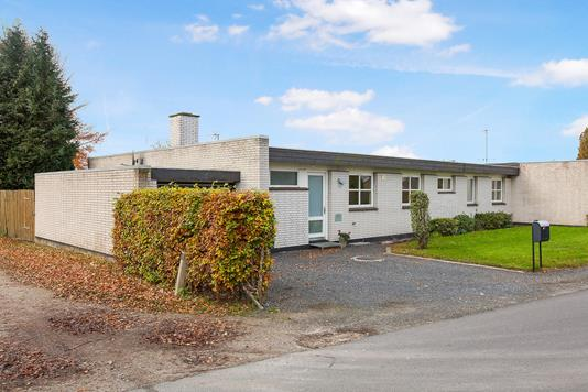 Villa på Højsletvej i Kolind - Ejendommen