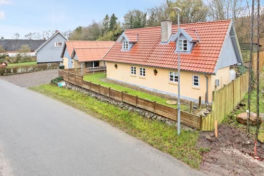 Villa på Tornhøjvej i Kolind - Ejendommen