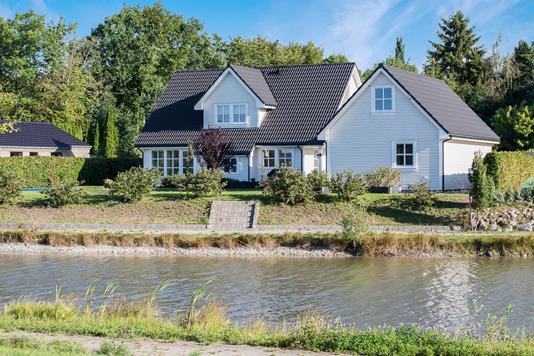Villa på Søparken i Ryomgård - Ejendom 1