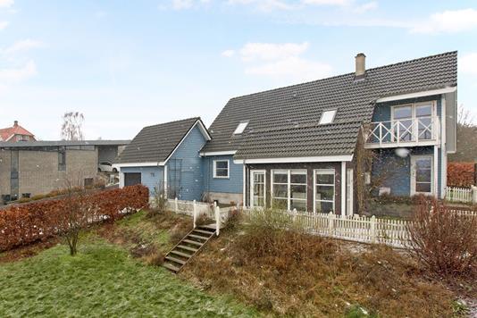Villa på Skovbrynet i Ryomgård - Ejendom 1
