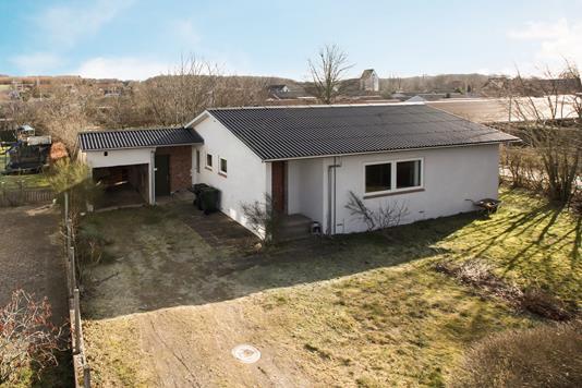 Villa på Toftevej i Ryomgård - Ejendom 1
