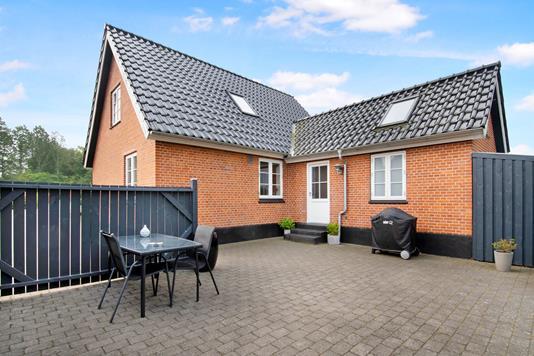 Villa på Ramtenvej i Nimtofte - Terrasse