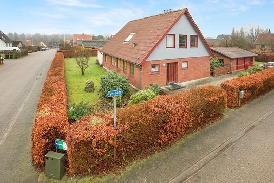 Villa på H C Andersensvej i Kolind - Ejendommen