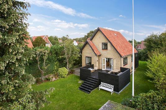 Villa på Højkolvej i Aarhus V - Ejendommen