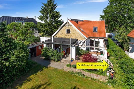 Villa på J.L. Heibergs Vej i Åbyhøj - Andet