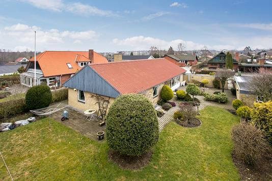 Villa på Julivej i Aarhus V - Ejendommen