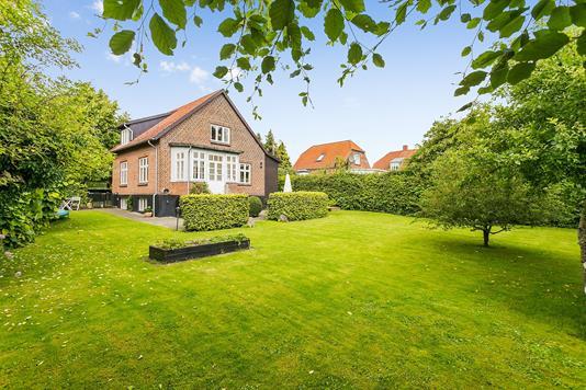 Villa på Ryvej i Aarhus V - Ejendommen
