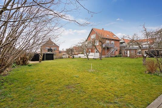 Helårsgrund på Søvej i Brabrand - Have