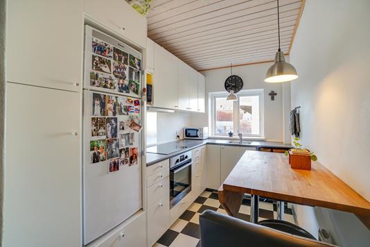 Ejerlejlighed på Odinsvej i Åbyhøj - Køkken