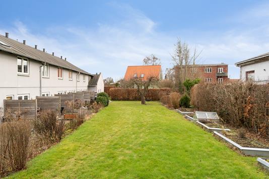 Ejerlejlighed på Sophus Bauditz Vej i Åbyhøj - Have