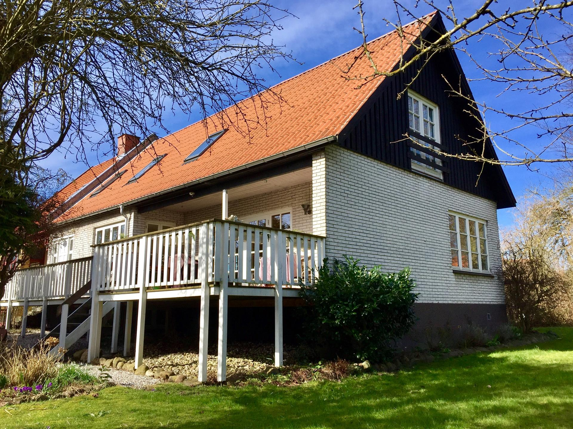 Rækkehus på Allegårdsvej i Åbyhøj - Ejendommen