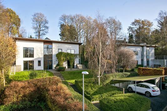 Villa på Tranebærvej i Brabrand - Ejendommen