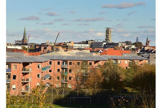 Ejerlejlighed på Søndre Ringgade i Aarhus C - Udsigt