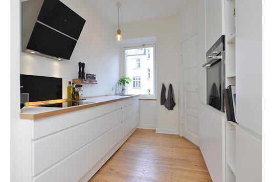 Ejerlejlighed på Mejlgade i Aarhus C - Køkken