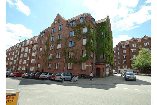 Ejerlejlighed på Grønningen i Aarhus C - Ejendommen