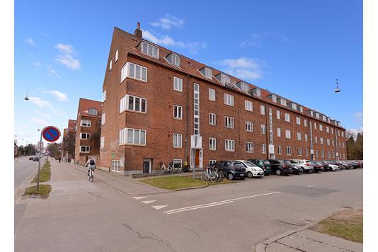 Ejerlejlighed på Silkeborgvej i Aarhus C - Facade