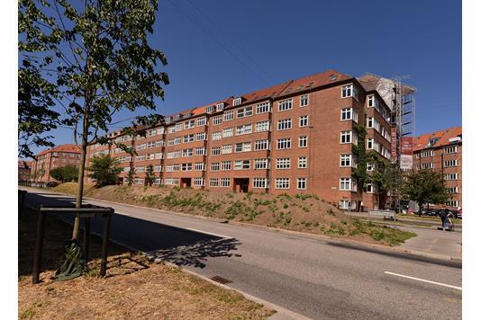 Ejerlejlighed på Søndre Ringgade i Aarhus C - Facade