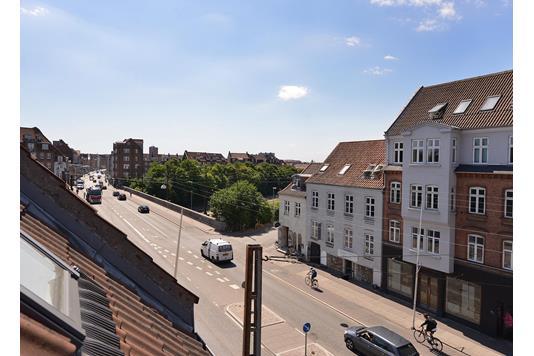 Ejerlejlighed på Kriegersvej i Aarhus C - Udsigt