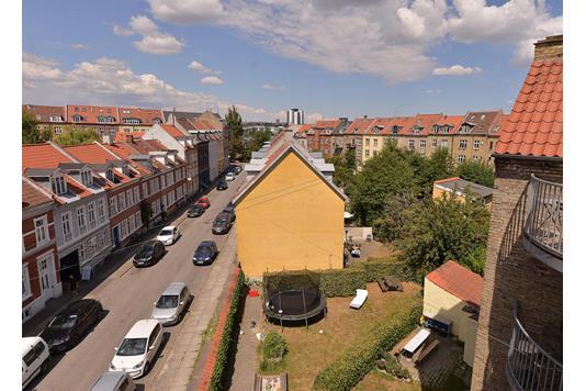 Andelsbolig på Wilstersgade i Aarhus C - Udsigt