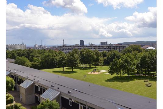 Ejerlejlighed på Vestervang i Aarhus C - Udsigt