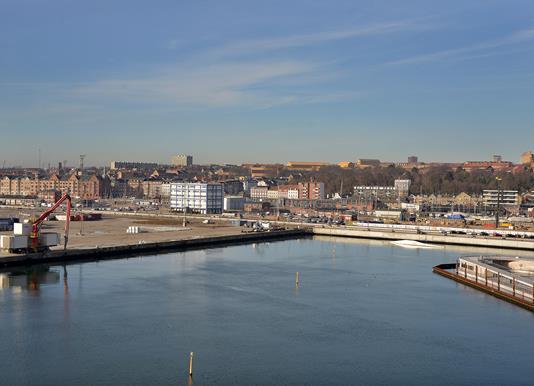 Ejerlejlighed på Irma Pedersens Gade i Aarhus C - Udsigt