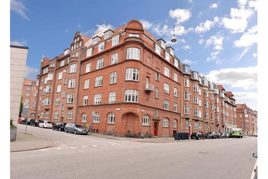 Andelsbolig på Horsensgade i Aarhus C - Ejendommen