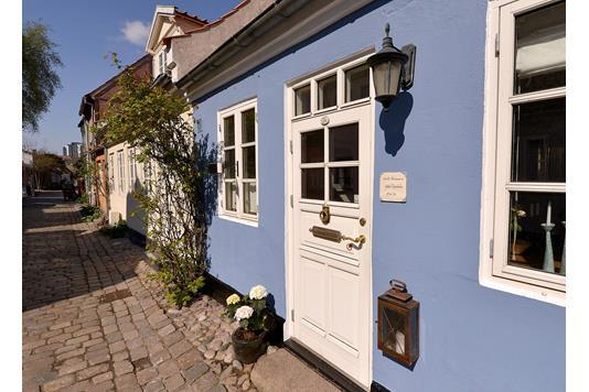 Villa på Møllestien i Aarhus C - Ejendommen