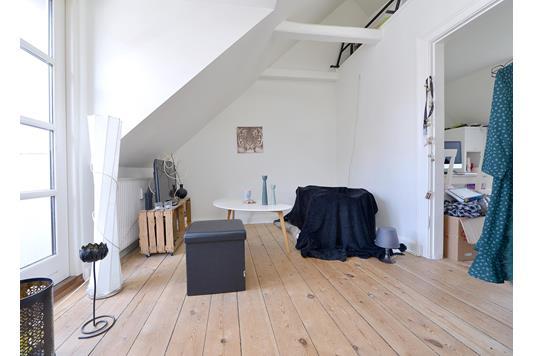 Ejerlejlighed på Bülowsgade i Aarhus C - Stue