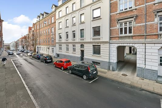 Ejerlejlighed på Danmarksgade i Randers C - Ejendommen