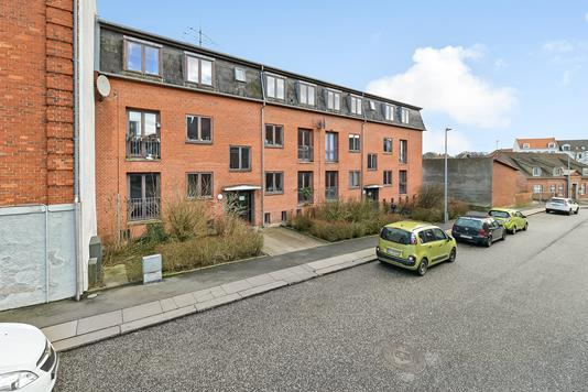 Ejerlejlighed på Nørrebrogade i Randers C - Ejendommen