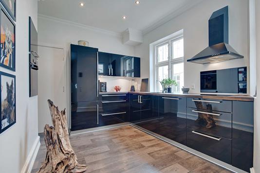 Ejerlejlighed på Storegade i Randers C - Køkken