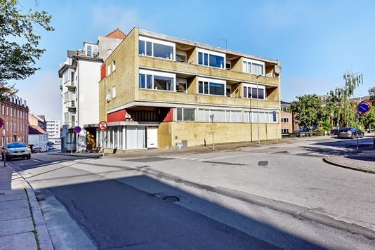 Ejerlejlighed på Sandgade i Randers C - Ejendommen