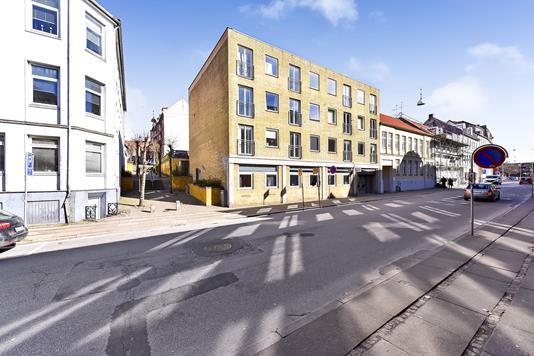 Ejerlejlighed på Fredensgade i Randers C - Ejendommen